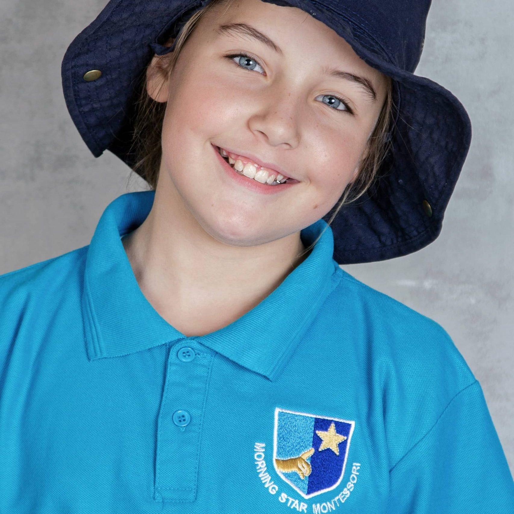 hat badge-c